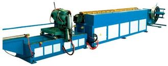 China Round Pipe Cold Roll Forming Machine , Rolling Shutter Machine supplier