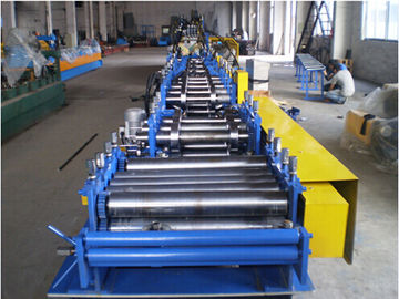 China Professional Auto Change C Z Purlin Machine , Cold Roll Former supplier