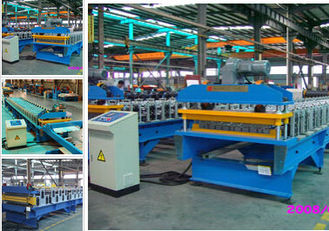 China Outdoor Decoration Sandwich Panel Production Line For Wall Panel supplier