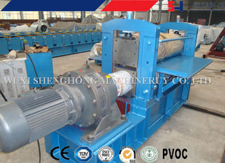 China 11 kw Cold Roll Forming Machine Metal Forming Equipment 0-10m/min supplier
