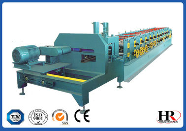 China Adjustable CZ Roll Forming Machine With Manual Or Hydraulic Decoiler supplier