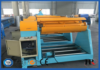 China GI / PPGI Color Steel Tile Cold Roll Forming Machine With 18 Forming Stations supplier