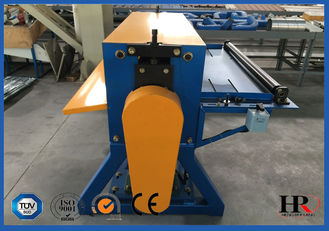 China Easy Operation Cold Roll Forming Machine Automatic Punching For Metal Door Frame supplier