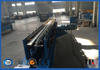China Automatic Punching Metal Door Frame Cold Roll Forming Equipment With Fast Speed supplier