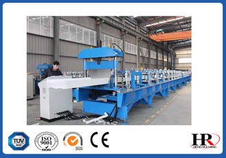 China 65-300-400-500 Cold Roll Forming Machine For Standing Seam Roofing supplier