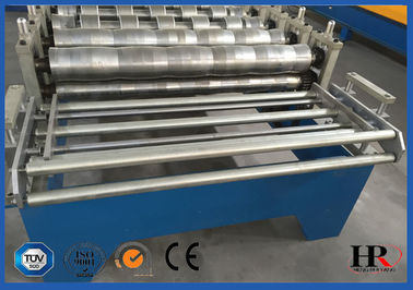 China Decorative Metal Roof Panel Machine , Suspended Ceiling Panel Forming Machine factory