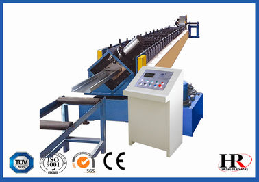 China Customization C Purlin Roll Forming Machine with ISO Quality System supplier
