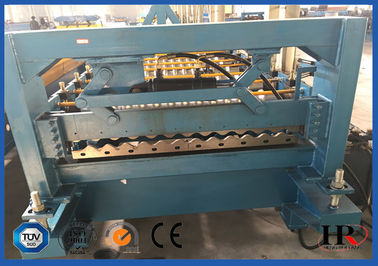 China 16 - 26 Stations Sheet Metal Roll Forming Machines with High Grade 45 # Steel factory