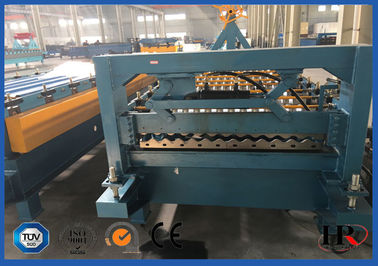 China High Precision Sheet Metal Roll Forming Machines , Sheet Metal Roll Former factory