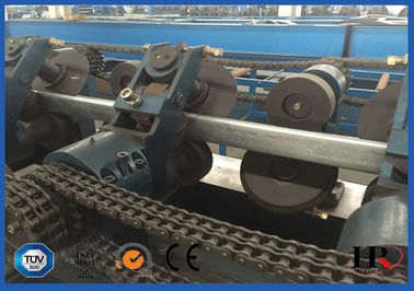 China Automatic Omiga Purlin Roll Forming Machine S For Zu Concrete Iron Strengthen Machinery supplier