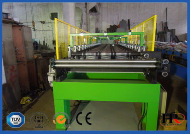 China 1000mm - 1250mm Sandwich Panel Production Line PLC System factory