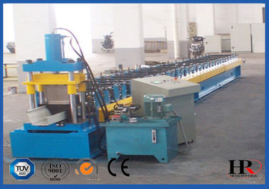 China Fully Automatic M Door Frame Making Machine With 12 Stations High Grade Steel factory