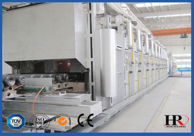 China Energy Saving 4 Station LPG Cylinder Production Line With High Pressure supplier