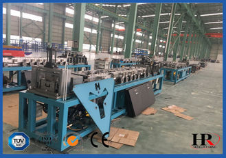 China Light Frame Steel House Keel Roll Forming Machine PLC Control supplier