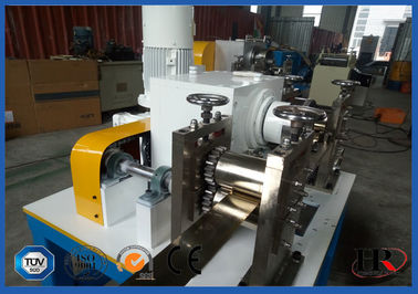 Customized 5.5kw Metal Rotary Punching Machine 0-10m / Min High Speed