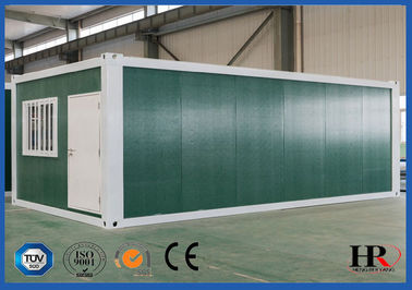 China 20ft Folding Prefab Mobile Container Light Steel Villa House Customized Easy Dismantling supplier