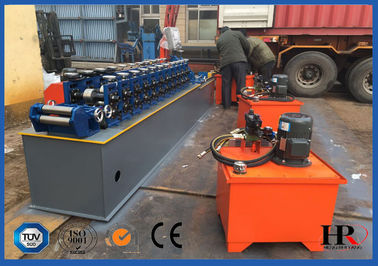 China Light Steel Structure Villa / Prefabricated House Kits Roll Forming Machine supplier