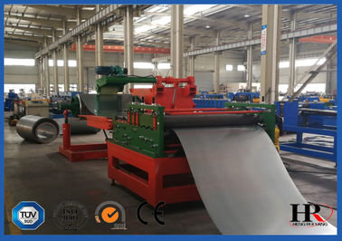 China Full Automatic Galvanized Steel Silo Roll Forming Machine For Grain Storage factory