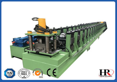 Full Automatic Galvanized Steel Door Frame Cold Roll Forming Machine