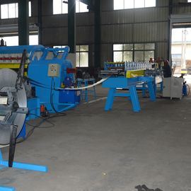 Servo Cutting High Speed Strut And Track Roll Forming Machine With Long Life