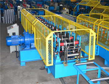 100-600 Mm Adjustable Cable Tray Roll Forming Machine With Long Life Time