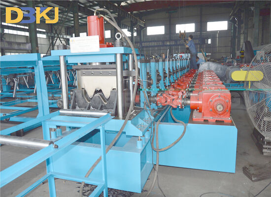 4.5mm Gearbox Transmission Cr12 Blade Cold Roll Forming Machine