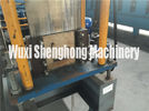 High Strength Purlin Metal Sheet Roll Forming Machine Low Noise supplier