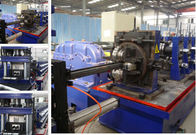 Well Known U C Channel Roll Forming Machine Work High Speed 4 Rollers supplier