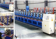 China Well Known U C Channel Roll Forming Machine Work High Speed 4 Rollers factory
