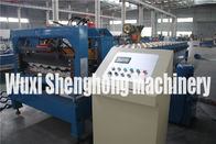 Independent Stander Roof Tile Production Line Color Aluminum Plate supplier