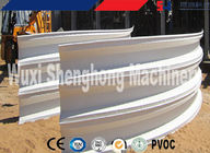 Mobile Arch Stud Roll Forming Machine With Tire , Cold Roll Forming Equipment supplier