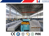 Fast Speed Metal Deck Roll Forming Machine , Punching Metal Mesh Production Line supplier