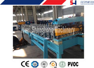 High Speed Automatic Roll Forming Equipment Precision For Glazed Tile Making supplier