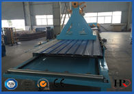 China Finished Steel Roof Tile Roll Forming Machine 25 M / Min High Production Capacity company