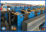 1.5 Inch Single Chain C Z Purlin Roll Forming Equipment Yield Stress 230 - 300 Mpa supplier
