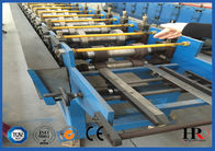 Window / Door Frames Roll Forming Machine 5.5 KW 380V With PU Foam Insulated