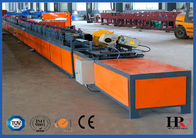 China Shutter Door Cold Roll Forming Machine Roll Forming Line High Frequency factory