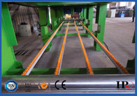 China 8-12m/min 5.5KW Cold Roll Forming Machine Roll Forming Machinery factory