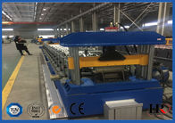 China Exchangeable C Z Purlin Cold Roll Forming Machine 30kw 12T CE Certification factory