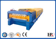 Roof Double Layers Cold Roll Forming Machine , Color Steel Roll Forming Machine