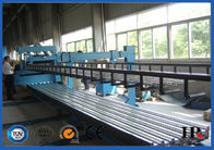 China Air-operated Metal Deck Roll Forming Machine High Frequency factory