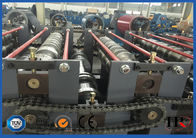 Two Profiles Double Layer Roll Forming Machine With Chain Drive