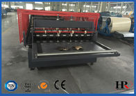 China Corrugated Steel Sheet Double Layer Roll Forming Machine 0.4 - 0.8mm Thickness factory