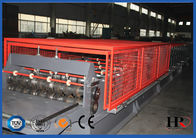 Good Quality Cold Roll Forming Machine & Floor Deck Automatic Forming Machine with Run Out Table / Auto Stacker on sale