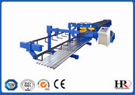 China Safe High Efficient Floor Deck Roll Forming Machine 50HZ 3 Phase factory