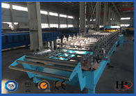 China Stand Column Series Roof  Roll Forming Machine , Roof Sheet Making Machine factory
