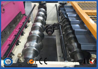 China 11kw Color Steel Roof  Roll Forming Machine With 12 Months Warranty factory