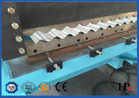 China Ceiling Channel Roll Forming Machine / Roofing Sheet Making Machine factory