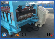 China Wave Shape Roof  Sheet Roll Forming Machine European Standard factory
