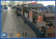 China Cable tray Cold Roll Forming Machine with hydraulic cutting factory